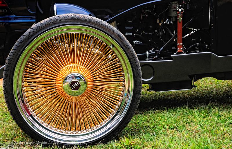 Pound Ridge Car Show 2017