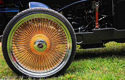 Pound Ridge Car Show 2017