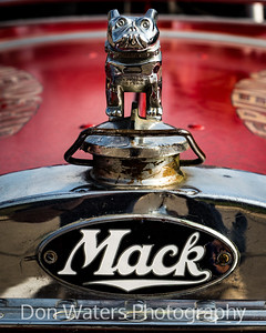 Mack Hood Ornament