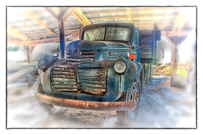 A Grand Old Truck