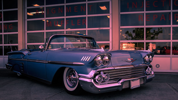 Topless Impala