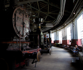 Zelezniski Railway Museum
