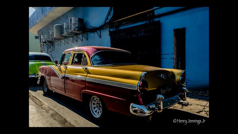 Cars of Havana, Cuba