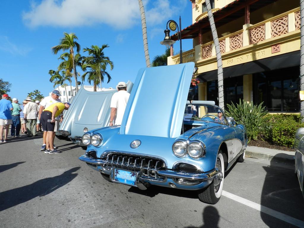 Cars On Th Naples FL - Naples antique car show 2018