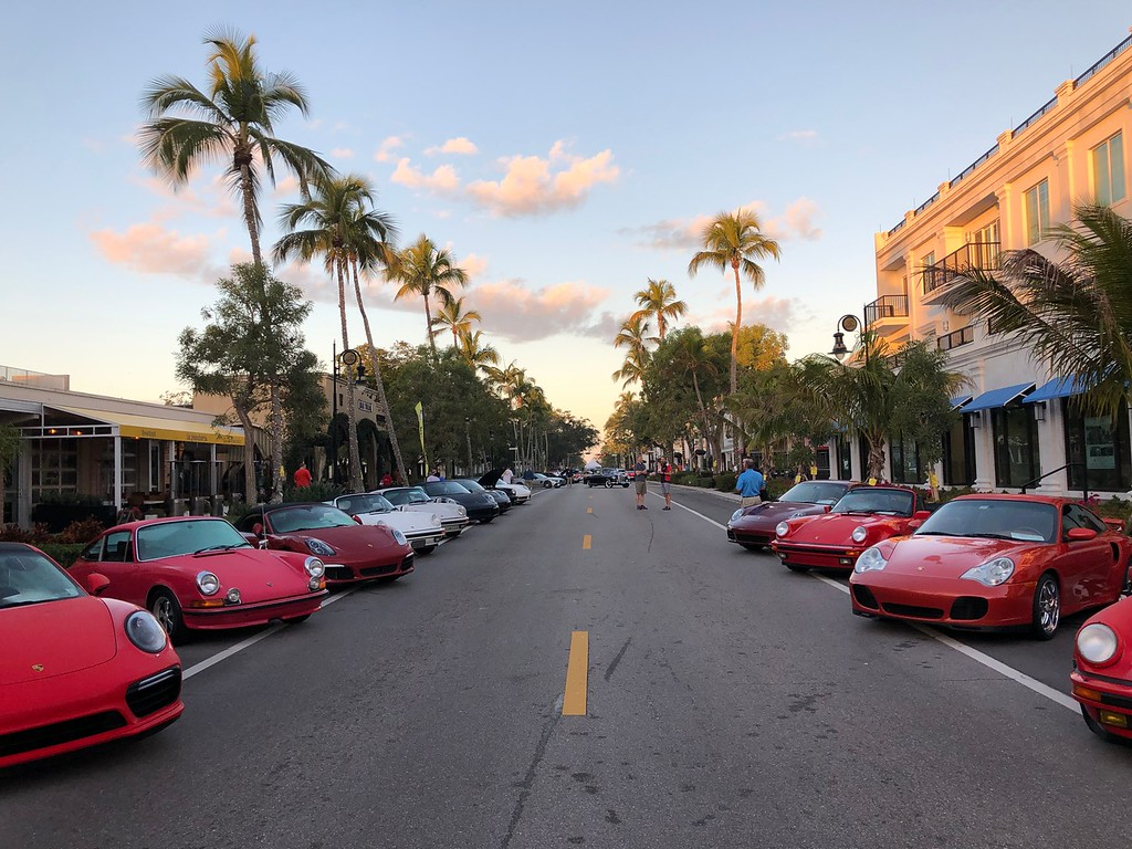Naples Car Show >> Cars On 5th Car Show Naples Fl