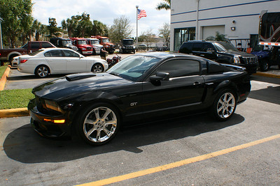 '07 Ford Mustang GT