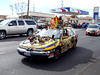 JESUS<br /> Here we have a Jesusmobile. I wasn't sure if he was on the level or not.