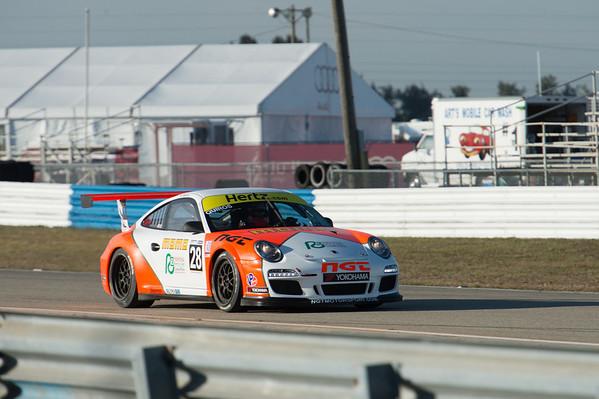 12 Hours of sebring 2013