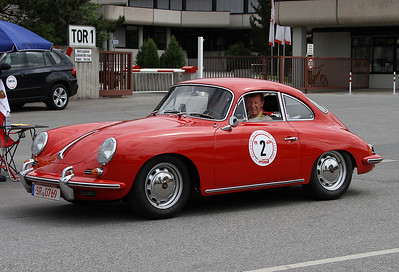 Walter Röhrl Porsche 356 BJ 1964