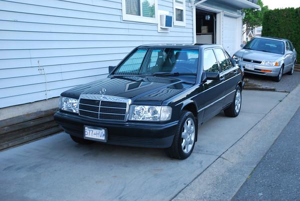 My 190 E Benz