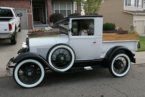 Dave's 1929 Model A Ford Pickup