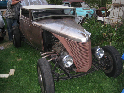 1930 Ford Sport Coupe