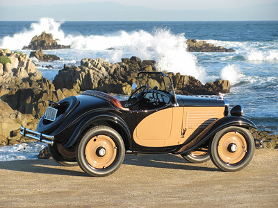 1931 American Austin Roadster Pacific Grove & other