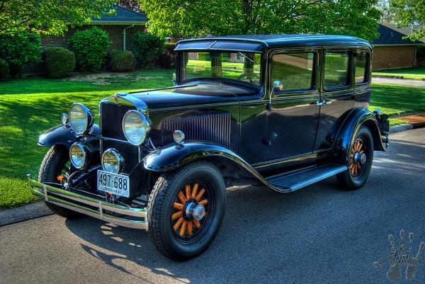 1931 Hudson