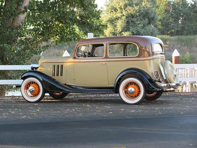 1933 Chevrolet Coach, Master