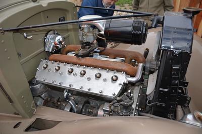 1934 Lincoln 2 window town sedan send