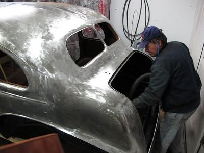 1937 Pontiac 6 Restoration