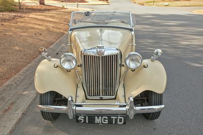 1952 MG