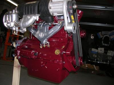 Engine Toward End or Rebuild 080306