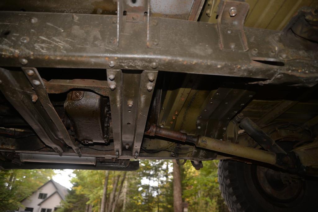 1953 Dodge M37, Rust free New England Survivor | Expedition Portal