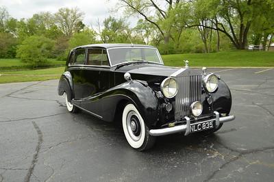 1953 Silver Wraith