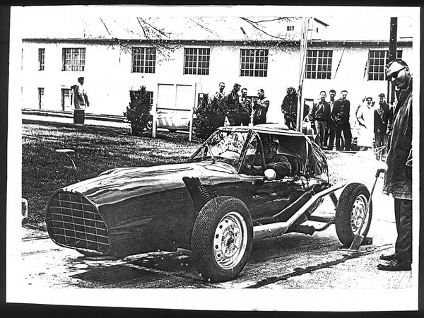 1959 SAAB Ice Racer Special