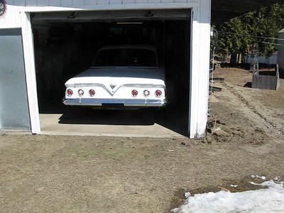 1961 Chevrolet Impala 2 door sport coupe Bubbletop