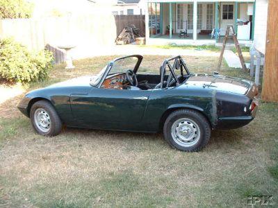 1966 Lotus Elan S2 S/E