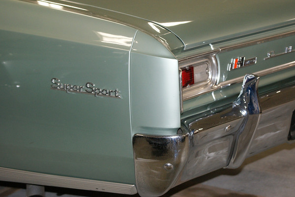 1966 Willow Green SS-396