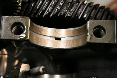 Front main bearing
