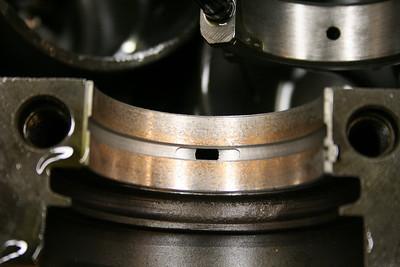 Rear main bearing