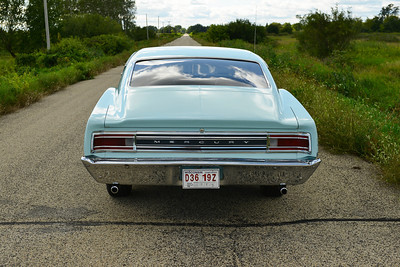 1969 Mercury Cyclone Fastback