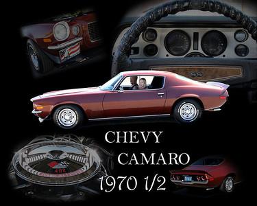 1970 1/2 Camero