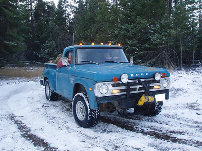 1971 Power Wagon