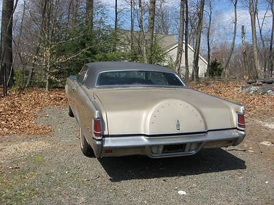 1971 Lincoln Mark 3