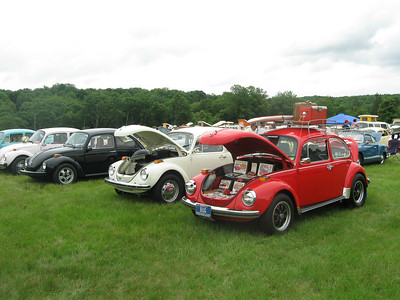 1972 Beetle Competition