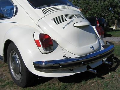 1972 VW Beetle Restoration