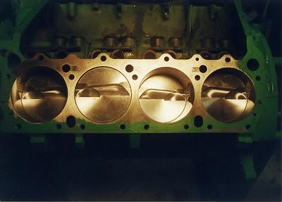 Rescan - 383 Engine build