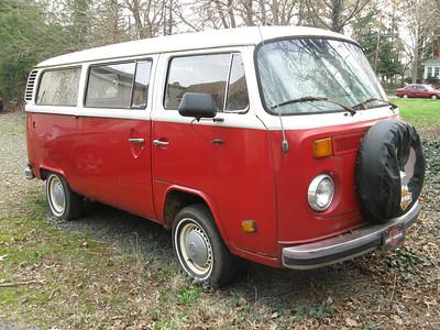 1977 VW Bus