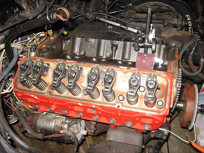 Sportsman II head and Roller Cam conversion
