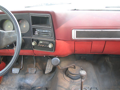 1978 Chevy 1/2 Ton 4WD Project