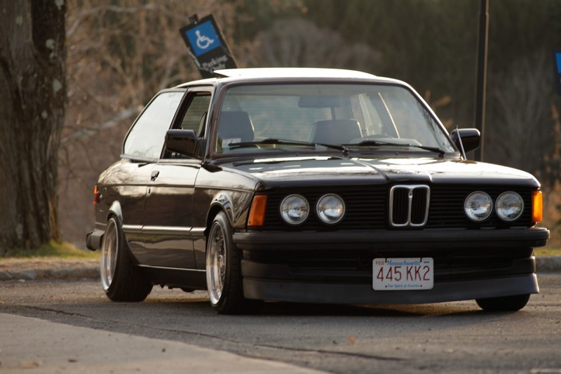 E21 320is Front Spoiler