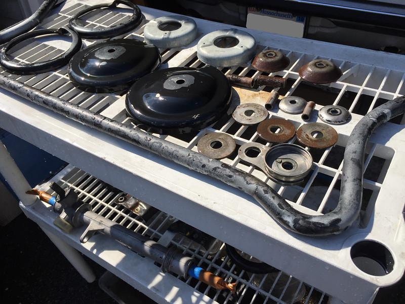 E21 Suspension Parts