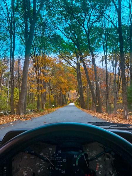 Fall 2020 drive.
