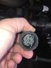 C191 plug. An annoying shade of aqua.