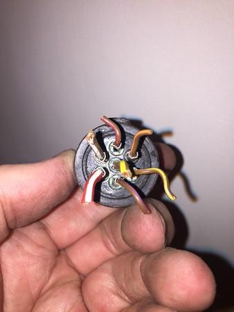 M20 C191 Plug Replacement