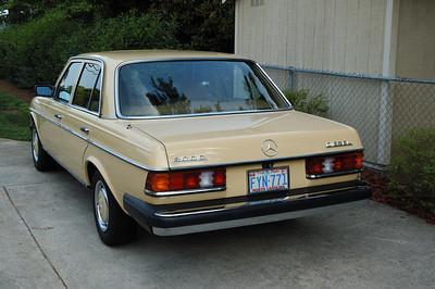 1981 Mercedes 300D