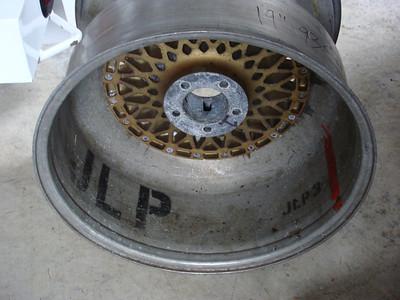 rear wheels spare