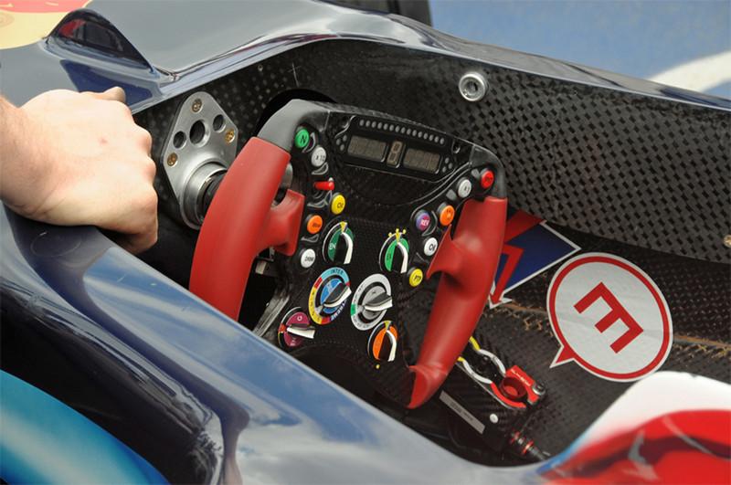Red Bull F1 Racing Steering Wheel - 2008