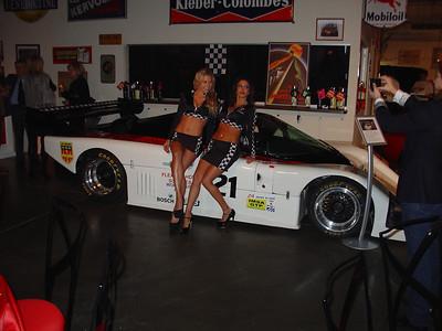 Madison Zammperini Porsche 962 drivers for 2013.